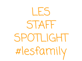 LES January Staff Spotlight
