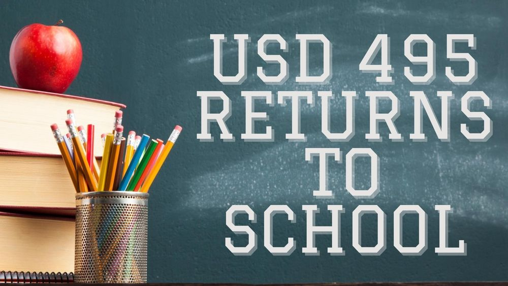 USD 495 Board of Education Approves Return to School Plan