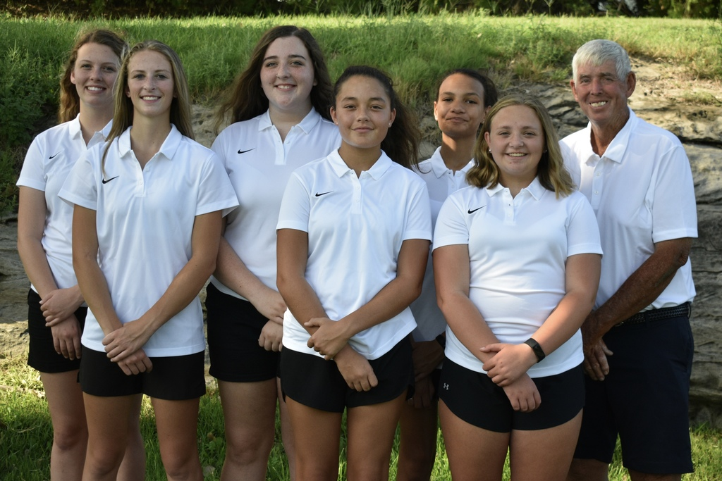 LHS 2019-2020 Girls Golf Team