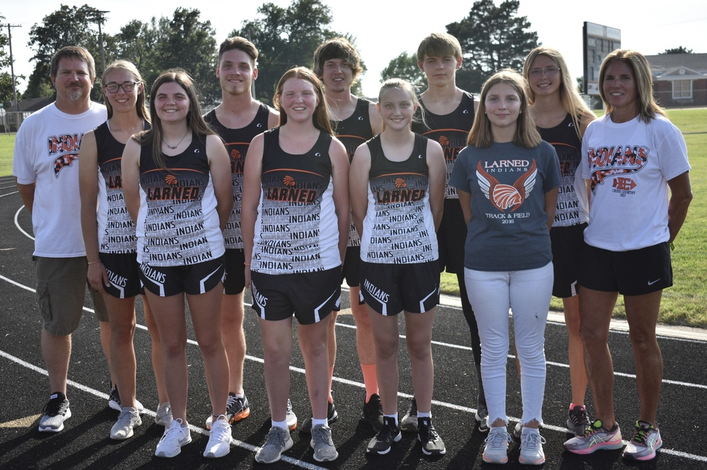 LHS 2019-2020 Cross Country Team