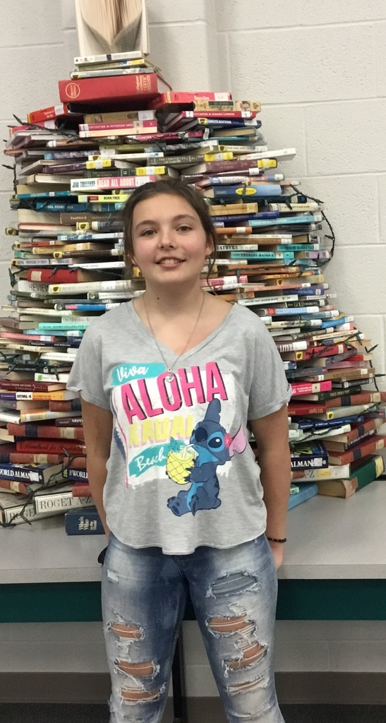 Trista Mommens - 7th grade LMS student