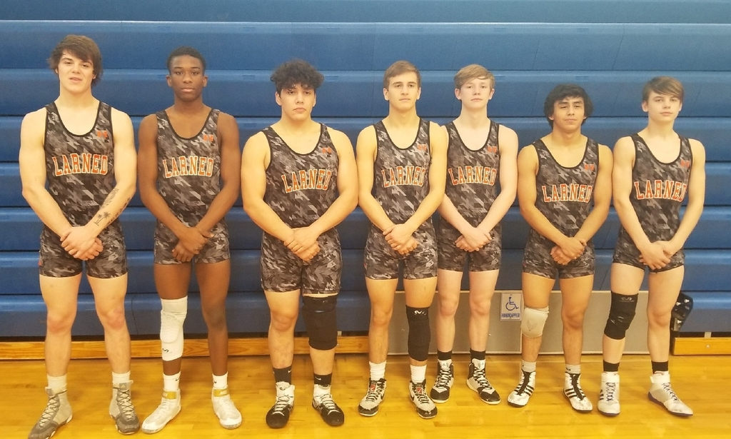 Wrestlers qualified for state 2020